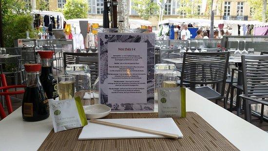 Koi sushi bar aix en provence restaurantanmeldelser for Koi japonais aix en provence