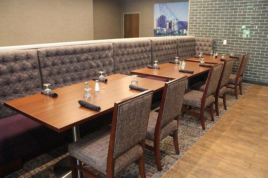 Miamisburg, Огайо: Restaurant Seating