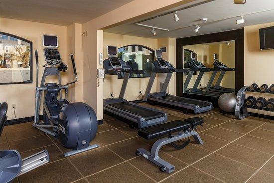 DoubleTree by Hilton Hotel Santa Ana - Orange County Airport: Fitness Center