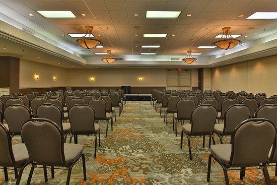 DoubleTree by Hilton Hotel San Antonio Airport: Meeting Room Theater Setup