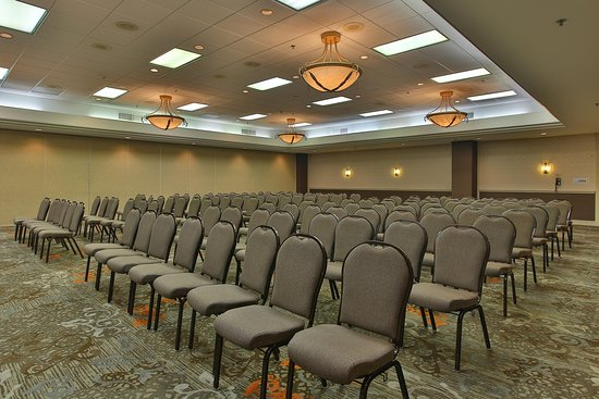 DoubleTree by Hilton Hotel San Antonio Airport: Meeting Room with Theater Setup