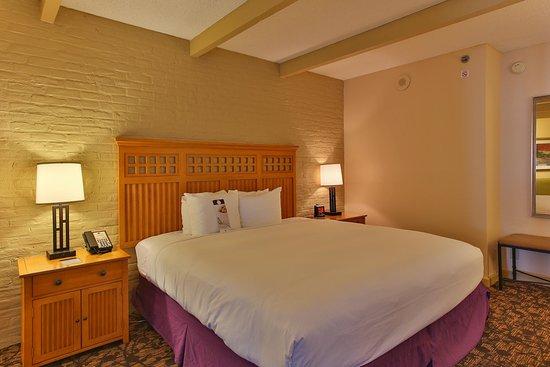 DoubleTree by Hilton Hotel San Antonio Airport: Queen Guestroom