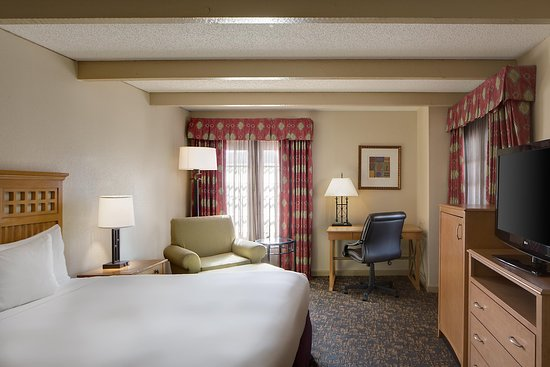 DoubleTree by Hilton Hotel San Antonio Airport: Standard King