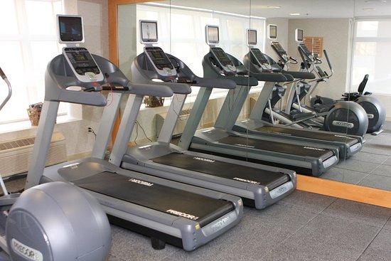 DoubleTree Club by Hilton Hotel Buffalo Downtown: Fitness Center