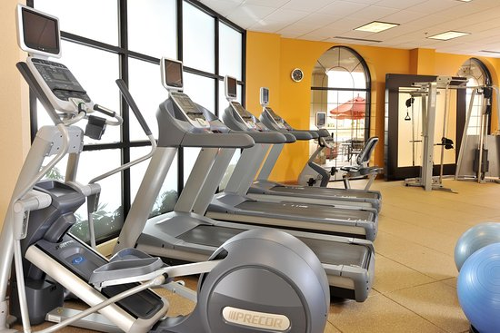 Embassy Suites by Hilton Hotel Des Moines Downtown: Cardio Equipment