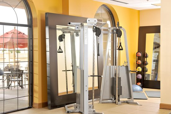 Embassy Suites by Hilton Hotel Des Moines Downtown: Weight Area