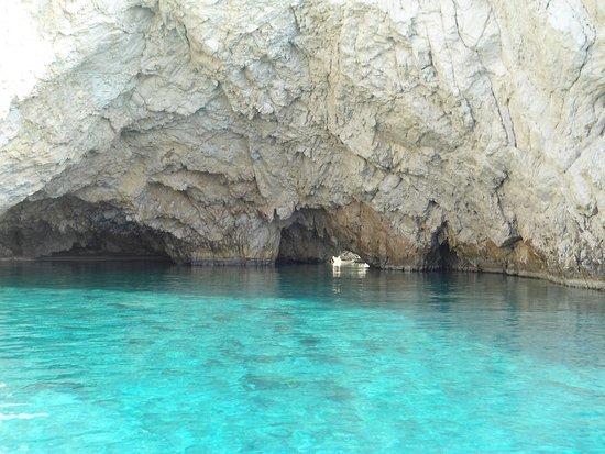 Limni Keri, Grecia: Keri Caves
