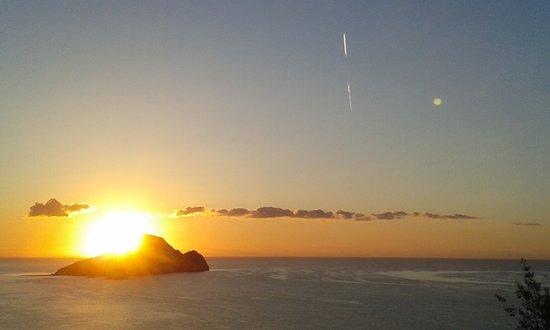 Limni Keri, Grecia: Sunrise on last day