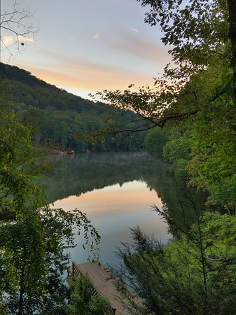 Rumbling Bald Resort on Lake Lure Photo