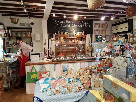 Grasmere Chocolate Cottage: photo0.jpg