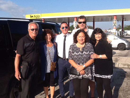 Benvenuto Driver Private Day Tours: Your Canadian friends
