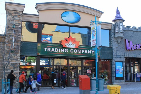 Best gift shop on Clifton Hill! - Review of Canada Trading Company, Niagara  Falls, Canada - Tripadvisor