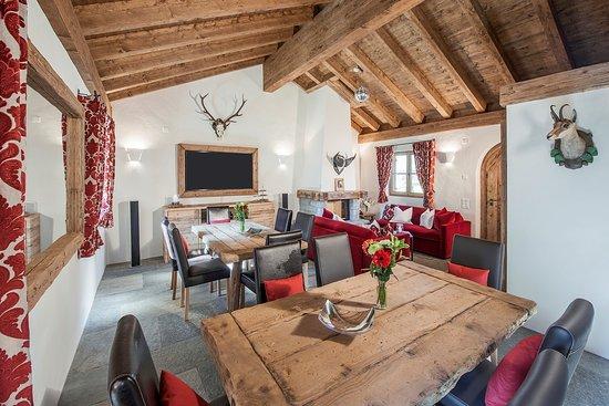 Hotelino Petit Chalet: Hütte