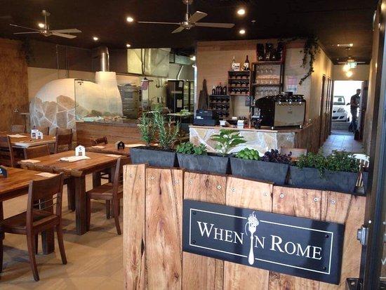 Toukley, Australien: When In Rome - Authentic Italian food.