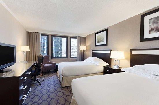 Hilton Newark Penn Station: 2 Double Beds