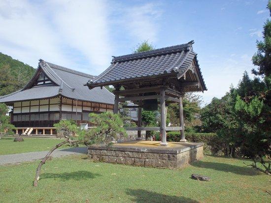Tenneiji Temple: 鐘 楼
