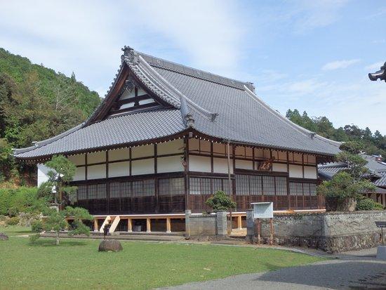 Tenneiji Temple: 方 丈