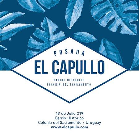 El Capullo: Logo