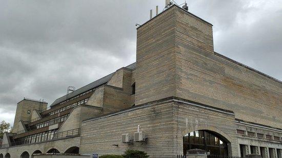 National Library of Estonia: outside