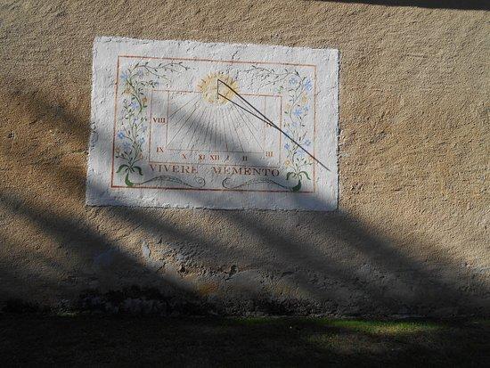 Indre, France : Sundial D'Argy