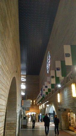 National Library of Estonia: inside