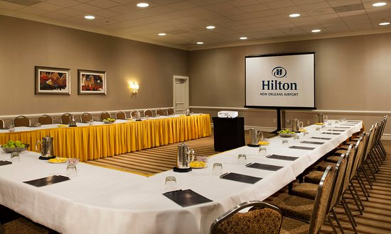 Hilton New Orleans Airport: Meeting Room