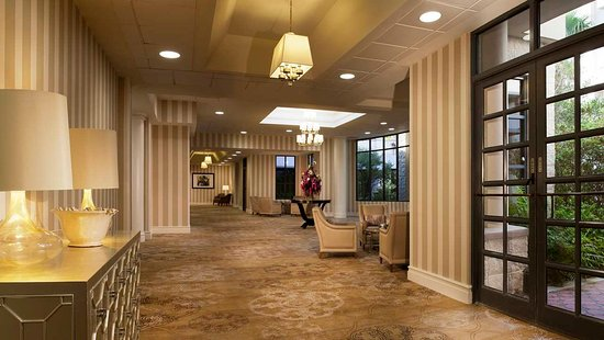 Hilton New Orleans Airport: Pre-Function Area