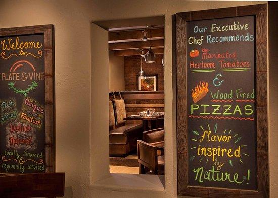 Concord, Californien: Restaurant Menu Boards