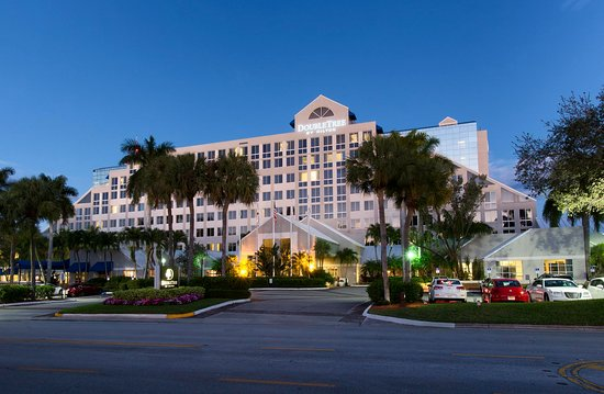 DoubleTree by Hilton Hotel Deerfield Beach - Boca Raton: Exterior