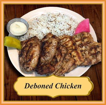 Flushing, MI: Deboned Chicken