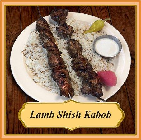 Flushing, MI: Lamb Kabob