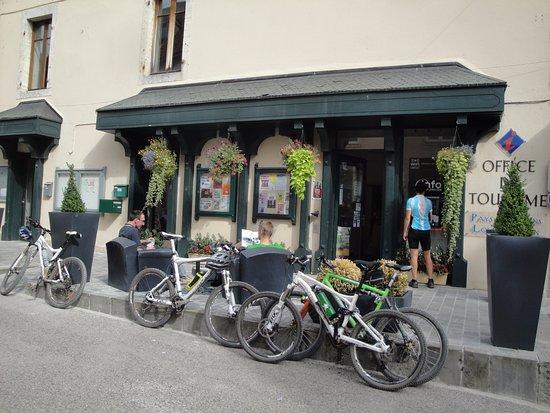 Bureau d'Information Touristique a Ornans