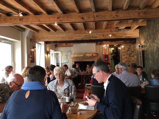 Sauternes, Francja: Посетители