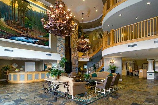 Hilton Santa Cruz / Scotts Valley: Lobby