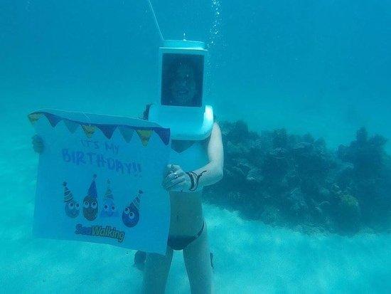 Bophut, Tajlandia: Birthday girl!