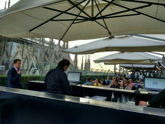 Il bar, terrazza Rinascente. - Foto di Il Bar, Milano - TripAdvisor