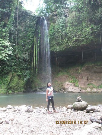 Siniloan, Philippines: Me in 2013, first encounter with Mt. Romelo