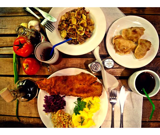 Poor Sort Of Polish Food Review Of Andromeda Tychy