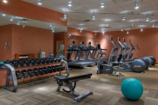 Hilton Hasbrouck Heights / Meadowlands: Fitness Center