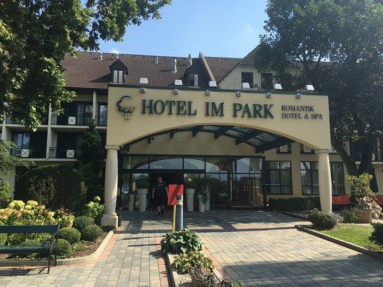 Romantik Hotel im Park Foto