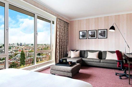 Hilton Amsterdam: Hilton King Junior Suite