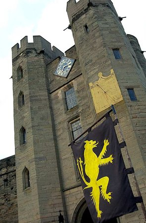 Hilton Warwick / Stratford-upon-Avon: Warwick Castle