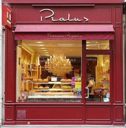 Francois pralus maitre chocolatier paris le marais restaurant bewertungen telefonnummer - Rue rambuteau paris ...