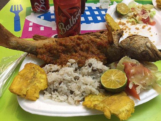 Sabores Del Chorrillo Ciudad De Panamá Fotos Y Restaurante