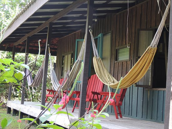 Horquetas, كوستاريكا: La Casona great for groups , view to the forest