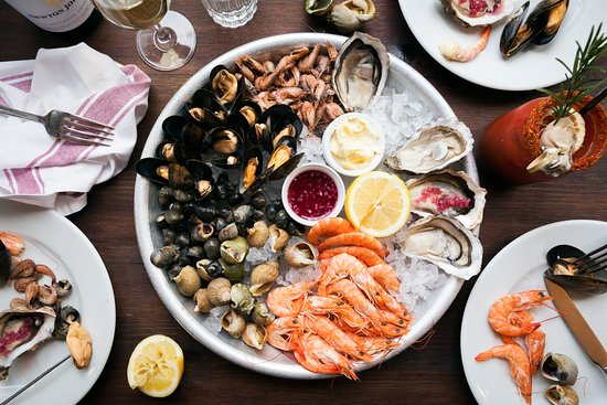Photo of Seafood Restaurant Wright Brothers Oyster & Porter House at 11 Stoney Street, London SE1 9AD, United Kingdom