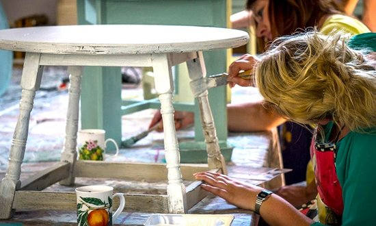 ‪DIY Shabby Chic-Day Classes‬