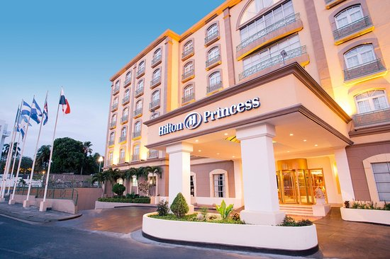 هيتلون برينسيس ماناجوا: Hotel Exterior