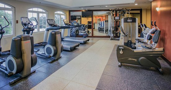 Hilton Princess Managua: Fitness Center