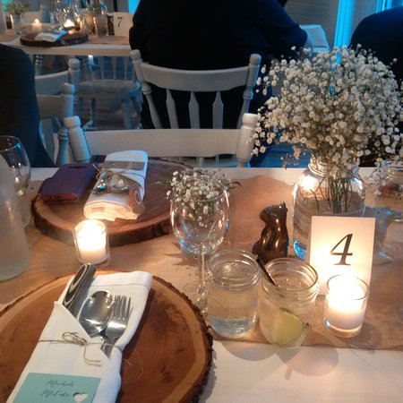 Northridge Inn & Resort: table setting